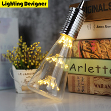 Special Led bulb e27 fireworks led lamp 110v 220v holiday lights novelty edison filament bulb for home decor lampada bombillas