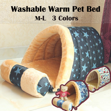 Dog House Cat Bed Puppy Cushion Cat House Dog Bed Mat Kennel Nest Pet Toptoro Bed Sofa Removable Pillow Camouflage Puppy Bed