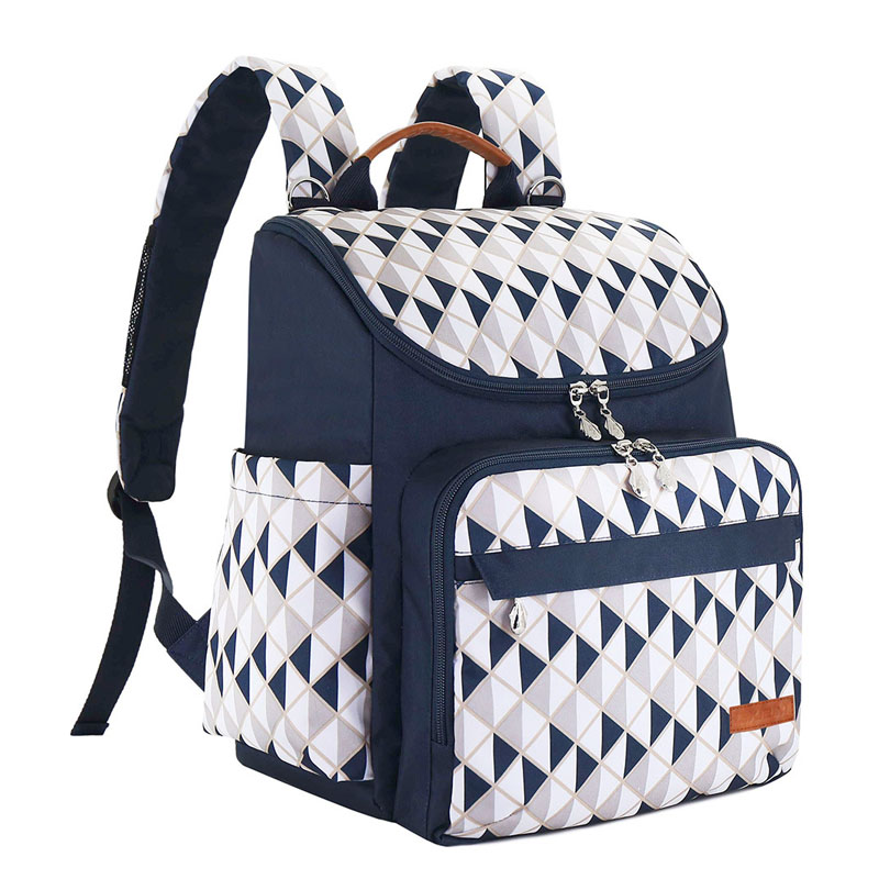 Baby Diaper Bag Fashion Maternity Nappy Bag Mummy Backpack Girls School Bag Nursing For Baby Stroller Wet bag (2)