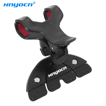 Universal CD Slot Car Cell Phone Holder Mount For iPhone 5 6 Plus For Samsung Galaxy Mobile Phone GPS Bracket Stands For samsung(China)