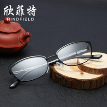 Ladies presbyopic glasses for old people special glasses comfortable hd old glasses metal glasses.(China)