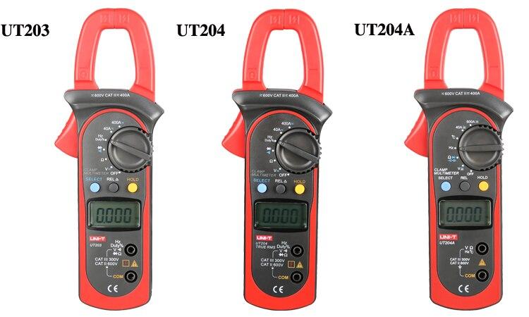 UT203 204 204A