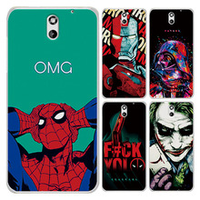 "New Fashion Charming Case For HTC Desire 610 4.7"" Perfect Design Colored Paiting Back Cover For HTC Desire 610 Coque Capa"