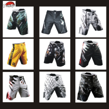 SUOTF MMA sparring sports training Muay Thai boxing pants muay thai boxing shorts thai clothing kickboxing shorts kickboxing