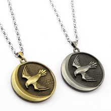 6/PCS MS Jewelry Game of Thrones Choker Necklace Song of ice and fire House Arryn Pendant Men Women Gift Movie Game Accessories(China)