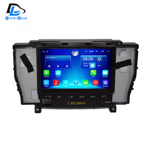 32G ROM android 6.0 car gps multimedia video radio player in dash for Toyota AVALON 12 generation car navigaton stereo 2din(China)