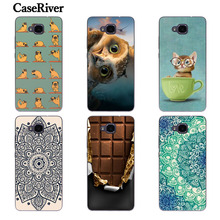 CaseRiver For Huawei Honor 5C Case, Case Cover For Honor 5 C 5C Russian Version No Fingerprint Silicone Soft Cover Phone Cases