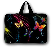 "14"" Butterfly Laptop Sleeve Case Bag Cover +Handle For Sony VAIO/CW/CS/HP Dell Acer Apple Macbook Pro 15"""