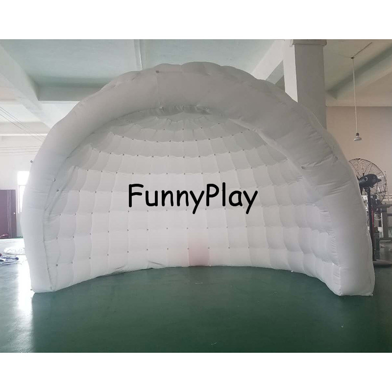 inflatable igloo tent shelter