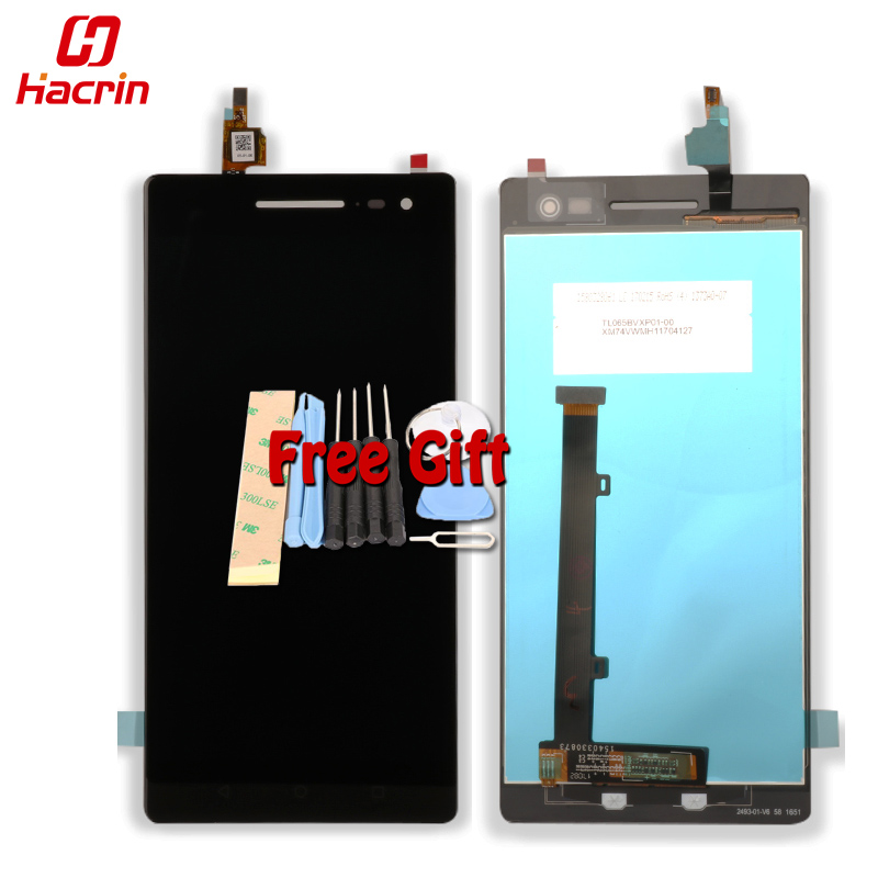 Lenovo Phab 2 Pro LCD Display Touch Screen Digitizer Premium Assembly Replacement Lenovo Phab2 Pro PB2-690 6.4""