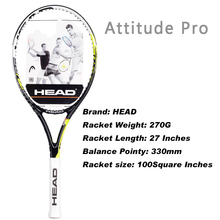 HEAD L3 L4 L5 Tennis Rackets Professional Training Rackets For Men Top Quality Women Tennis Racquets For Advanced With Bags(China)