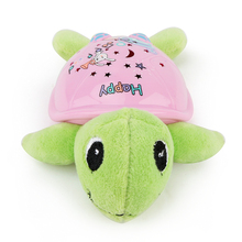 Cartoon Plush Tortoise Lovely Clever Little Turtle Toy Dolls With Music Lights Hobbys Birthday Gift For Kids(China)