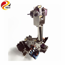 Official DOIT DoArm S6 6DoF Robot Arm ABB Model Mechanical Manipulator with 4pcs MG996R+2pcs MG90S+ESPduino Kit