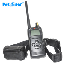 Petrainer 900-1 Pet Electronic Training Collar with Remote Control Vibration Dog Training Collar