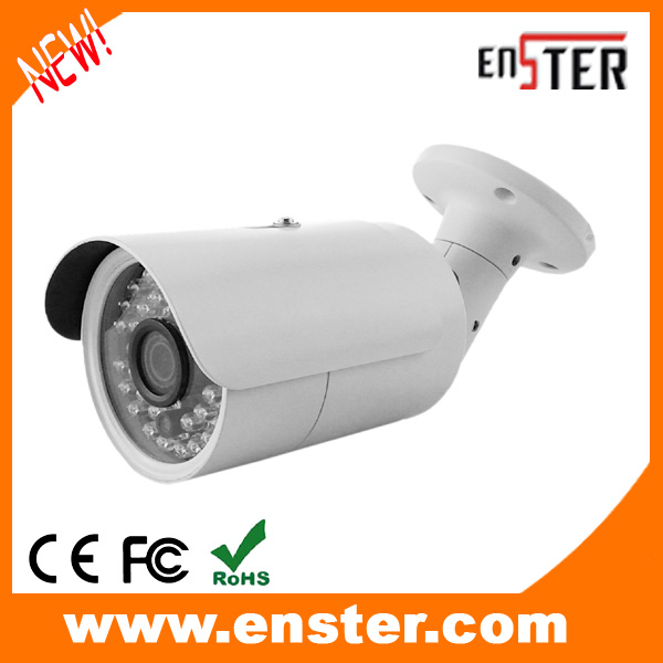 1.0MP 720P IP66 Waterproof  Bullet  AHD CCTV Camera alarm systems security With Board Lens3.6mm  36 IR-LEDs<br><br>Aliexpress