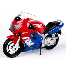 13 Styles, 1:18 Maisto Model Motorbike Toy, Miniature Alloy & ABS Honda Motorcycle, Collectable Motor Cycle, Kids Toys, Juguetes(China)