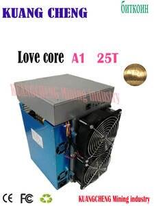 Miner-Mining-Machine Bitcoin BTC Bitmain Love-Core Is New A1 Blockchain Lower-Than 25th/S-Price