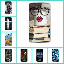 Hot Selling Soft Silicone Phone Protective Case for ZTE Blade L5 / L5 Plus TPU Back Cover for ZTE Blade L5+ Phone Bag Capa Funda