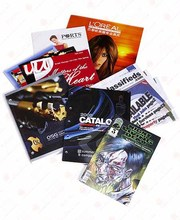 1000pcs catalogue printing and 1000pcs Crown printing ,free shipping