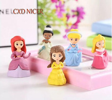 Single Intake Card Package Erasers Cute Princess Girl Students Rubber For Kids Correction Tool Eraser Papelaria Stationery(China)