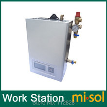 110V Work Station pump station of Solar Hot Water Heater w/Pump w controller(China)