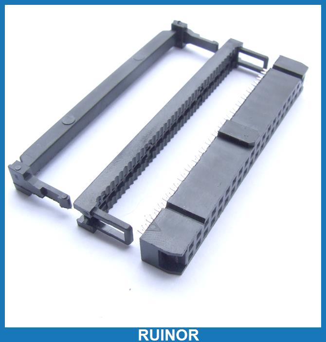50pc IDS Female 40 Pin IDC Flat Ribbon FC 40 Pin Socket<br><br>Aliexpress