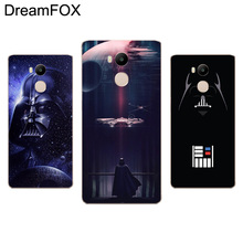Buy DREAMFOX L142 Darth Vader Star Wars Soft TPU Silicone Case Cover Xiaomi Redmi Note 3 3S 4 4A 4X Pro Global for $1.26 in AliExpress store