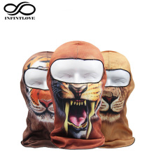 INFINITLOVE Summer Riding Animal Beanie Cycling Balaclava Caps Sun Wind Sand Dust Proof Neck Hood Full Face Facekini Mask Hat