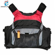 2016 Newest Adult Foam Flotation Swimming Life Jacket Vest With Whistle Boating water fishing Swimming Safety Life Jacket