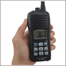 Hot Sale BUOYANT Waterproof IC-M33 VHF Marine Transceiver(for icom)(China)