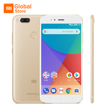 "Global Version Xiaomi Mi A1 MiA1 4GB RAM 64GB ROM Mobile Phone Snapdragon 625 Octa Core 5.5"" Dual 12.0MP Android One FDD LTE 4G"