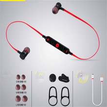 novelty magnet design wireless bluetooth sports earbuds HD stereo impressive bass CVC noise reduction 5.1 ch surround sound hand