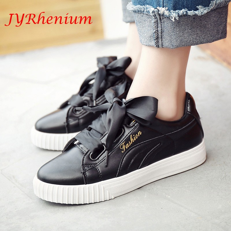 Womens Skateboarding Shoes Canvas Seamless Cartoon Deer Sport Sneaker