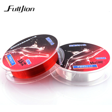 100 Meters Fishing Lines Fishing Rope Line Multifilament Strong Nylon Fly Fishing Line Not Fluorocarbon  Pesca 2 Colors