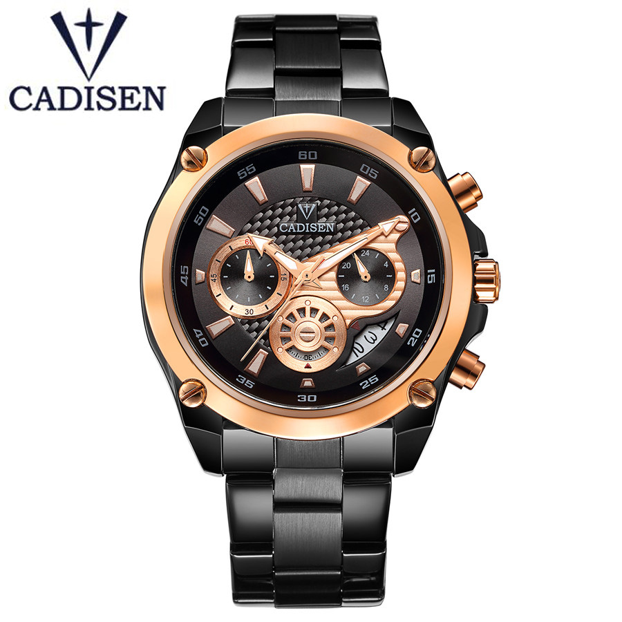 NEW Mens Watches Top Brand Luxury Men Military Wrist Watches Full Stainless Steel Men Quartz Watch Waterproof Relogio Masculino<br>
