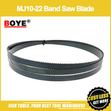 Free Shipping!/MJ10-22 Band Saw Blade/hack saw blade for BOYE MJ10 Band Saw Machine