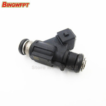 100% Working 4pcs Fuel injector nozzle 25342385 93345842 for Ford Mondeo Chery QQ GM Hafei wuling DFM CORSA Suzuki Chana FLEX