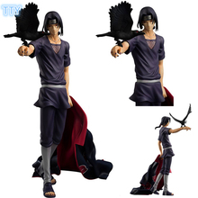 NEW Tsume Naruto Action Figure Uchiha Itachi Naruto Figures 23cm PVC model Toys for kids Best Collection Gifts with retail box