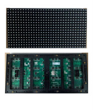 A P10 LED Display wall screen Indoor 320*160mm 32*16pixels 3in1 SMD3528 1/8 scan RGB full color LED module for Advertising media(China)
