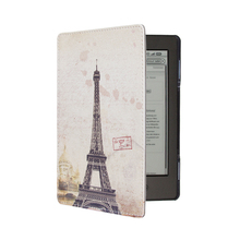 New Hot eBook cover case for Amazon kindle 4 / kindle 5 6inch ereader cover + screen protective film