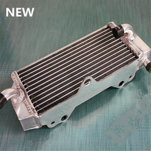 high performance L/S left side aluminum alloy radiator for Yamaha YZF250 YZ-F250/YZ250F 4-STROKE 250CC 2010-2013 2012