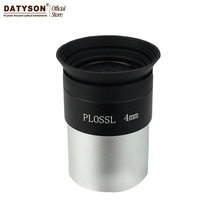 Datyson Astronomical Telescope Accessories Eyepiece Plossl 4mm 1.25'' Fully HD Coated Lens