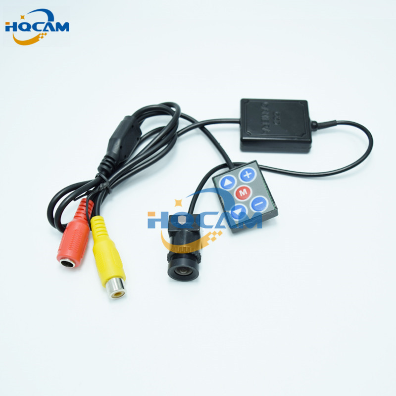 HQCAM 1/3SONY Color CCD Camera Separated camera Acid Resisting High Hardness Nextchip 2090+810\811 MINI KAMERA mini ccd camera<br>