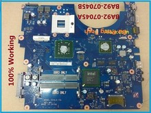 Laptop Motherboard For Samsung RV508 BA92-07045A BA92-07045B BA41-01377A  notebook pc board