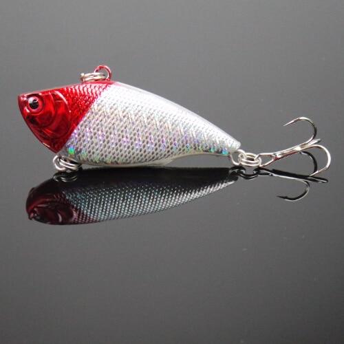 10g 5.5cm 1pcs winter fishing lures hard bait VIB with lead inside lead fish ice sea fishing tackle swivel jig wobbler lure<br><br>Aliexpress