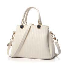 Designer Handbags For Women High Quality PU Leather Tote Bags Crossbody White Bag Casual Shoulder Messenger Bags Bolsa