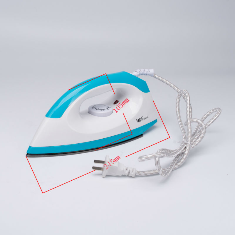 Hoku dry 5speed electric iron dry hot without water hand-held household industry does not stick at the end<br>