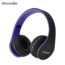 Bluetooth Headphone Wireless Stereo Bluetooth 4.1 Headset 3.5mm Wired Earphone MP3 Player TF Card FM Radio Hands-free Mic