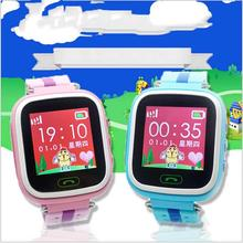 New Q80 Smart kid watch Kid Watch SOS Call Safe Wristwatch Network Positioning Locator Tracker Monitor Watch Anti Lost Baby Gift