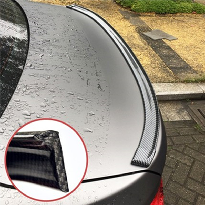 2017 NEW style car-styling car tail decoration for mercedes w176 peugeot 3008 2008 nissan qashqai audi a3 8v Accessories<br>